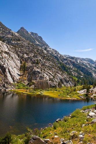 Hoover WIlderness - Summit Lake