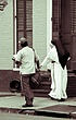 Post Man and Nun    _D3C3736_1DuoToneGR.jpg