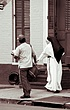 Post Man and Nun    _D3C3736_1DuoToneGR2.jpg