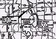 ODOT map for the replacement of a 1924 Steel Bridge Span near OLD FORT OH largemap.jpg