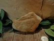 Tiny Etched Rabbit Stone Garden Art.jpg