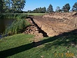 Trenching for the footer for a reclaimed bridgestone installation at Powderhorn CC Hole 1.jpg