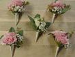 Pink and White Boutonnieres Vintage1.jpg