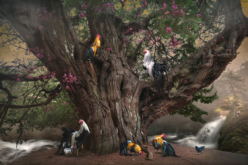 Sacred Tree Flower and Birds.jpg