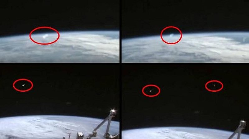 9-12-15  I.S.S. AND ALIEN CRAFT IN ORBIT--NASA.jpg :: 15